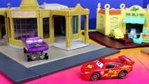 Disney Pixar Cars Ramones House of Body Art Lightning McQueen Mater Luigi & Guido