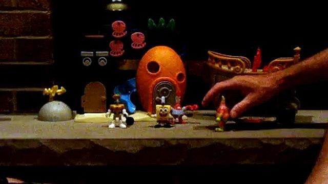 The Amazing World of Spongebob Squarepants. Season 1, Episode 1