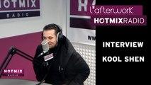 Kool Shen en interview sur Hotmixradio