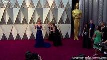Osacar Awards 2016 - Celebrity Arrival At Red Carpet Oscar Awards 2016