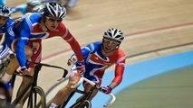 Mark Cavendish y Sir Bradley Wiggins son las caras visibles del Mundial de ciclismo en pista