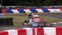 Kart Crash Compilation III Best of British Karting Championship Racing