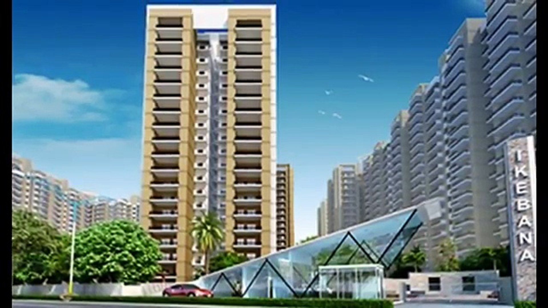Gulshan Botnia with premium living space