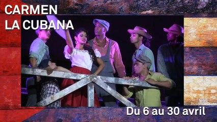 Carmen la Cubana : teaser