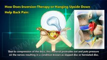 How Does Inversion Therapy or Hanging Upside Down Help Back Pain