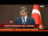 Davutoğlu'na 'hükümetin başı' soruldu, ne diyeceğini bilemedi