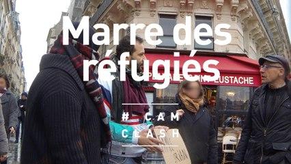 Marre des réfugiés - Cam Clash