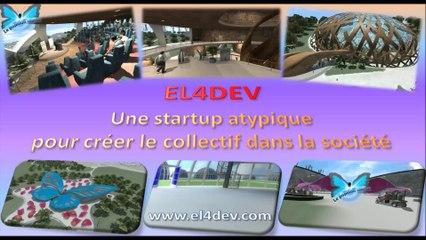 Le monde social et solidaire - EL4DEV - Une startup atypique pour créer le collectif dans la société