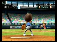 Wii Sports Wii Baseball