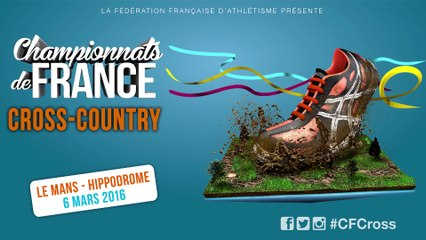 Championnats de France de Cross-country 2016