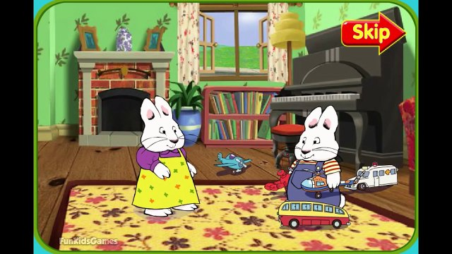 Max and Ruby Toy Parade | Max and Ruby Full Episodes in English