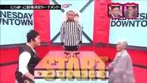 Конкурс на самую смешную гримасу в японском шоу