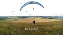 Paragliding XC Secrets- How to join a thermal