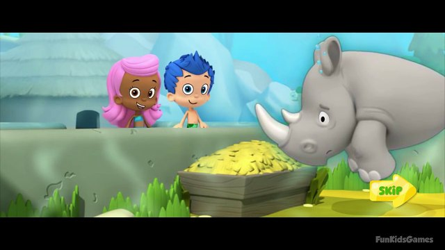 Bubble Guppies Full Episodes Lonely Rhino Friend Finders | Bubble Guppies Episodes for Chi