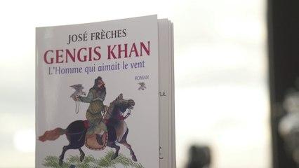 Vidéo de José Frèches