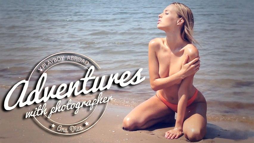 Photographer Ana Dias Takes Us to Seville with Model Hellyda Cavallaro - Playboy Abroad