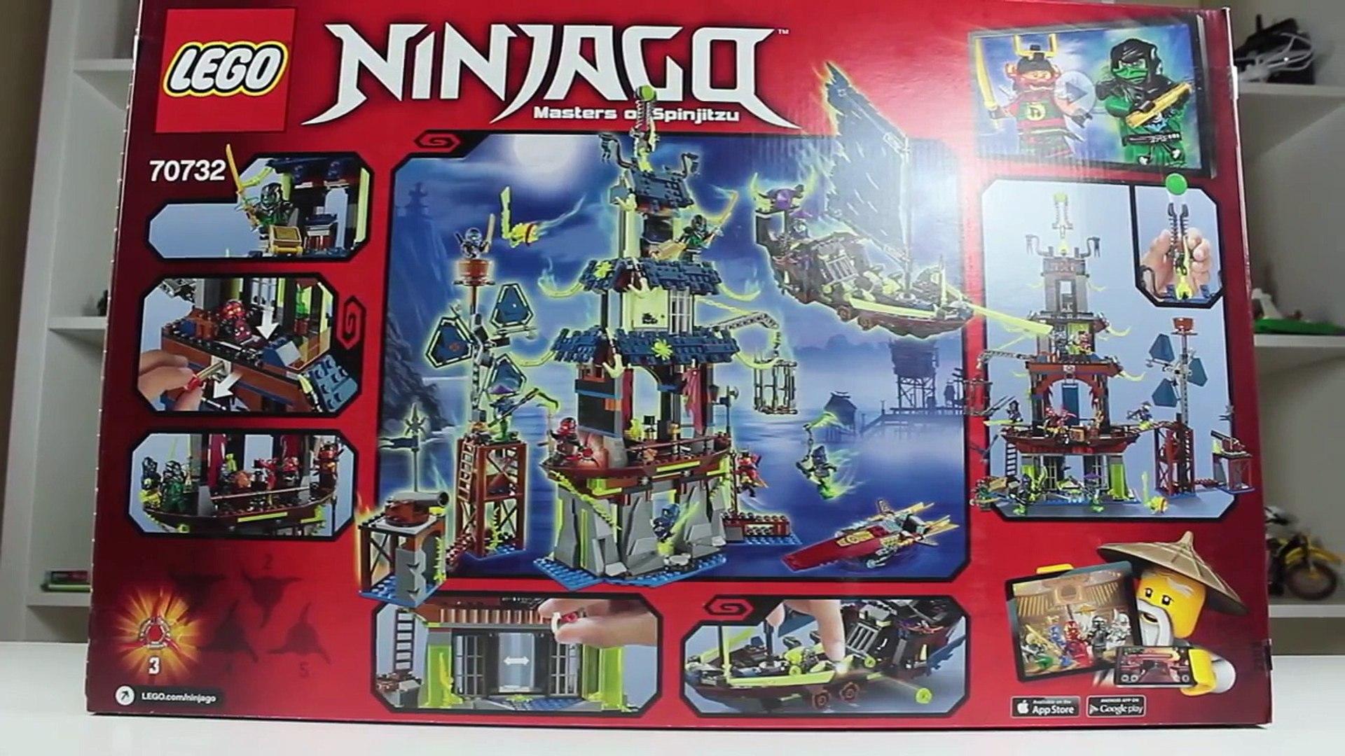 Lego Ninjago 70732 Город Стикс (City Of Stiix) новинка 2015!