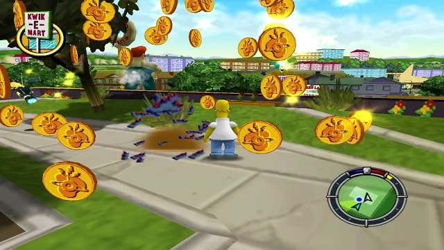 The Simpsons Hit and Run - Episode 1 - Simpsons Sentimentality!