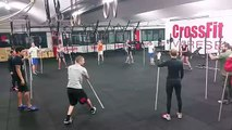 CrossFit Varese Kids - Ring Around the Pipes