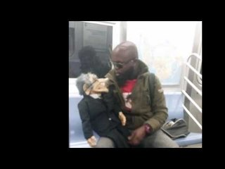 PUPPET Show on train Goes Wrong