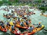 24 heures kayak 2007 dimanche départ