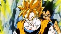 DBZ AMV - Goku vs Kid Buu (Chop Suey) / PT.2