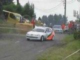 Claudy Desoil rally 2007