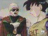 Dragon Ball Z Movie 12 - Gohan vs Frieza Tagalog Dubbed [Short Clip]