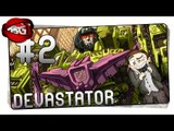 Transformers Devastation - Walkthrough Gameplay #2 Devastator (PC)