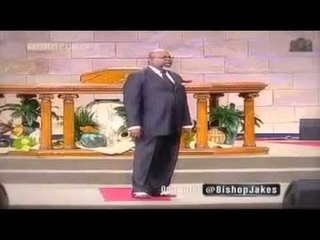 T. D Jakes - A New Dimension Of Grace