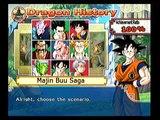 Dragon Ball Z Budokai Tenkaichi 3 Majin Buu Saga Part 2: Majin Buu Awakens
