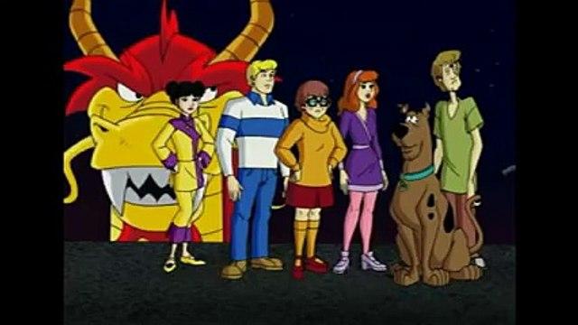 Whats New Scooby Doo damsel 1 ep 1x38 Block Long Hong Kong Horror 2