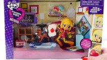 My Little Pony Applejack Slumber Party Games  MLP Equestria Girl Doll Toys 2016 DCTC