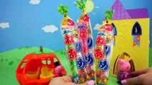 На королевской кухне готовим ЯПОНСКИЕ СЛАДОСТИ Игрушки из мультика Свинка Пеппа. Передача для детей.
