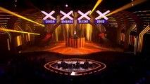 Paige Turley It Will Rain - Britain's Got Talent 2012 Live Semi Final - International version