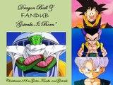 Dragon Ball Z FANDUB Gotenks Is Born (Christimuse188 as Goten, Trunks, and Gotenks)
