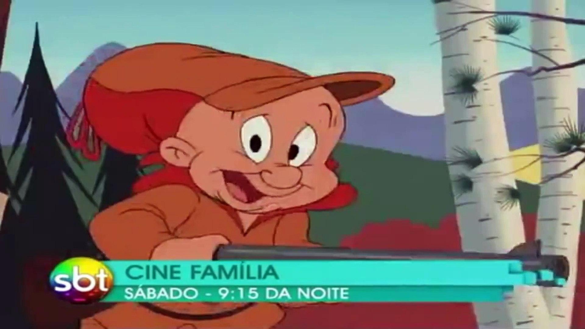 SBT - FILMES - Looney Tunes de Volta á Ação