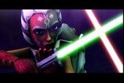 Star Wars: The Clone Wars; Deleted Scene Jungle Rancor Pit [2/4]