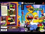 The Simpsons Hit & Run Soundtrack Homer and Marges Theme