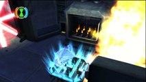 Lets Play Ben 10 Ultimate Alien: Cosmic Destruction #11 - Base Infiltration
