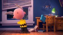 Snoopy and Charlie Brown: The Peanuts Movie   Snoopy Teaches Charlie to Dance   Official Clip 2015