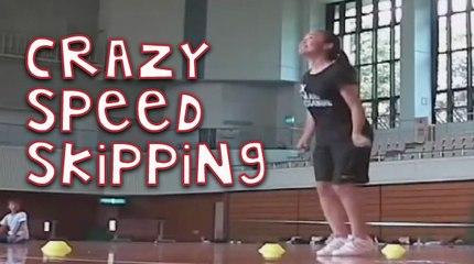 Crazy Speed Skipping