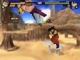 Dragon Ball Z Budokai Tenkaichi 3 Séquence de jeu PS2