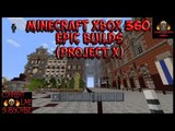 Cemetery Rust Games - Minecraft Xbox 360 EPIC BUILDS (Project X)