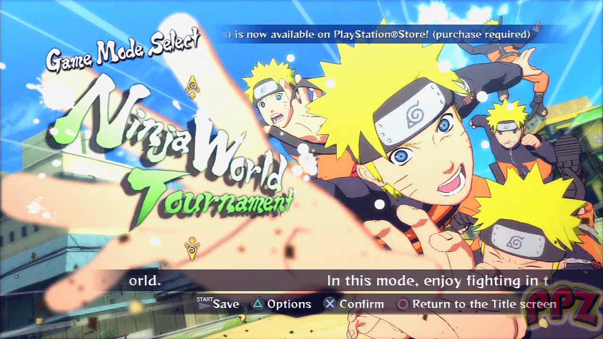 Naruto Shippuden: Ultimate Ninja Storm Revolution   Mecha Naruto Story - Episode 6