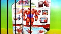 Walt Disney Toys Big Hero 6 Deluxe Flying Baymax with Hiro Hamada Imaginext Ogre