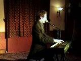 London based Singer / Pianist Scott Bramley performs Rocket Man