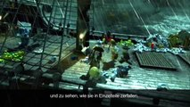 Lego Pirates of the Caribbean - Videogame Trailer