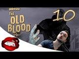 Wolfenstein The Old Blood - Gameplay Part 10 EPIC ZOMBIE FIGHT (PC)