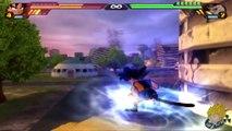 Dragon Ball Z Budokai Tenkaichi 3 - Story Mode Goku & Uub Vs Baby (Part 36) 【HD】